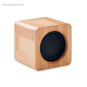Altavoz-inalámbrico-bambú-RG-regalos
