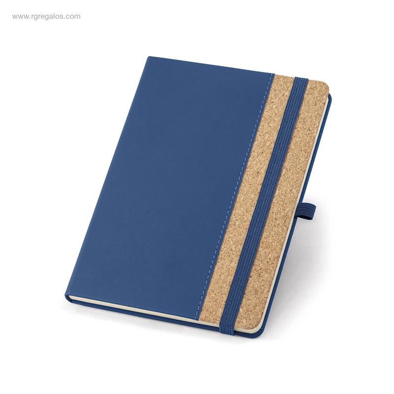 Bloc-notas-corcho-y-PU-azul-RG-regalos