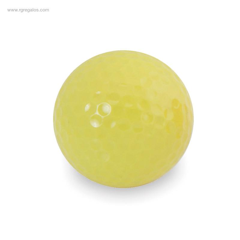 Bola-golf-personalizada-amarilla-RG-regalos