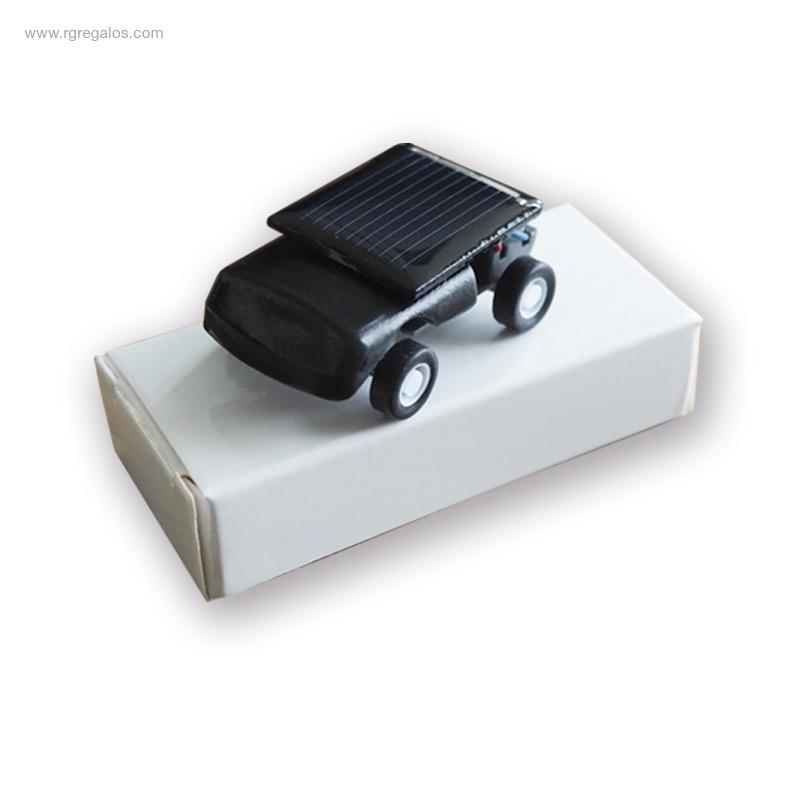 Coche-solar-mini-personalizado-negro-RG-regalos