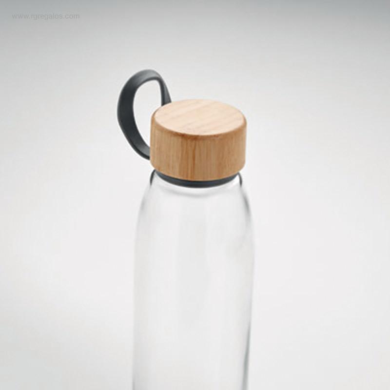 Botella-de-cristal-y-bambu-500-ml-detalle-RG-regalos-publicitarios