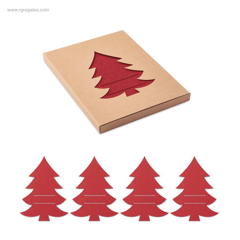 Porta-cubiertos-Navidad-fieltro-rojo-RG-regalos