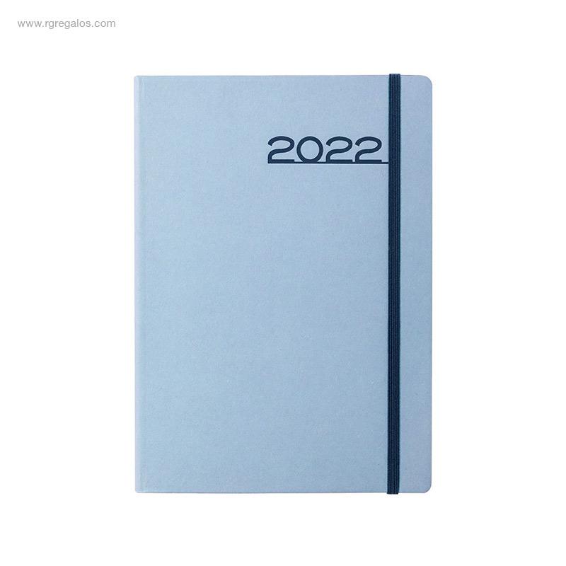 Agenda-2022-cartón-A5-azul-RG-regalos