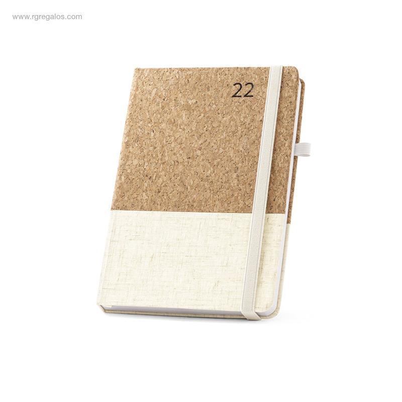 Agenda-2022-corcho-y-lino-blanca-eco-RG-regalos