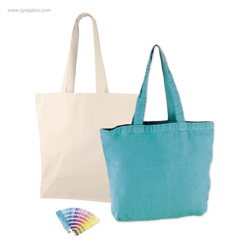 Bolsa-algodón-personalizada-Pantone-RG-regalos-empresa