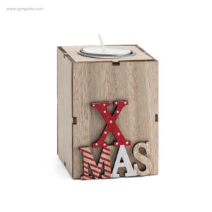 Portavela-navidad-de-MDF-XMAS-RG-regalos